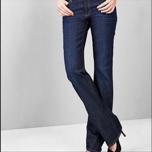 3/$20 Gap Perfect Boot Cut Jeans